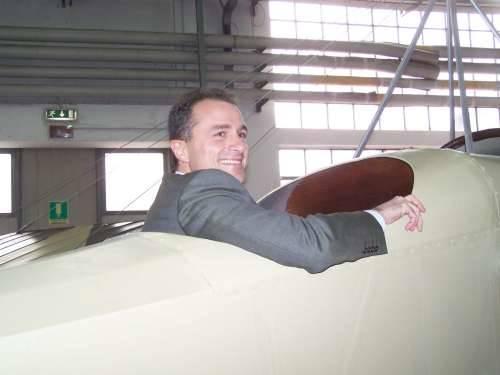 volandia museo del volo marco reguzzoni 18-12-2009