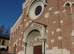 chiesa parrocchiale Valle Olona