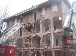 demolizioni lonate delocalizzazioni malpensa 14-1-2010
