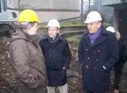 demolizioni lonate delocalizzazioni malpensa 14-1-2010 boni gelosa