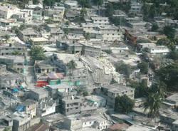 foto aeree haiti terremoto
