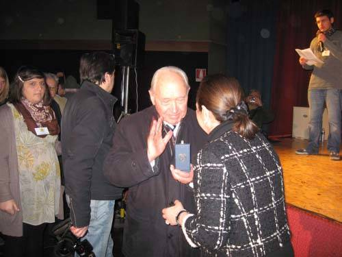 giornata memoria 2010 politeama varese spettacolo premiazione francine christophe