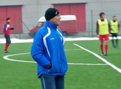 giuseppe sannino allenatore varese calcio allenamento prima