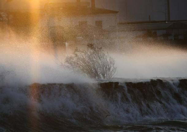Il vento e le onde