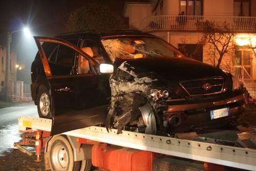 incidente venegono inferiore 17 gennaio 2010