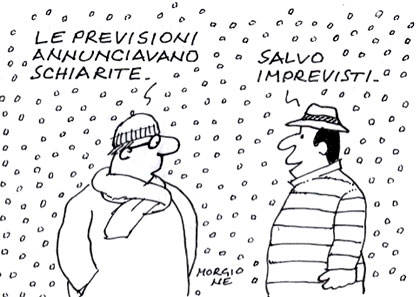 La vignetta di Morgione - 25/01/2010