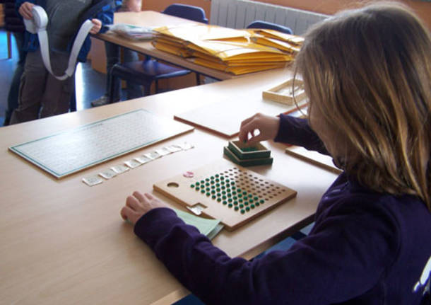 montessori calcinate del pesce