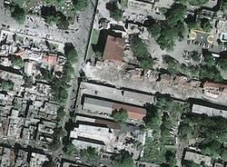 nuove immagini satellitari haiti