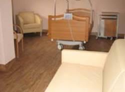 ospedale circolo cure palliative hospice stanza
