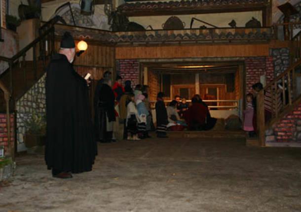 presepio vivente venegono 2009