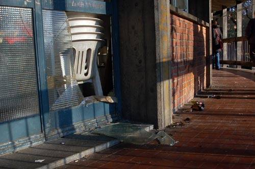 sant'anna centro sociale busto arsizio vandalismi