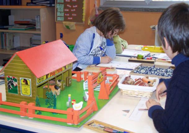 scuola montessori lissago