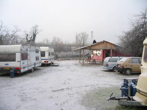 sgombero nomadi Rho