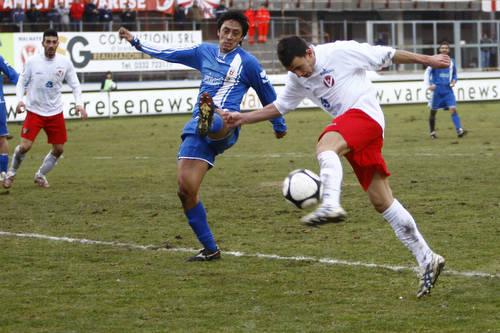 varese como calcio prima divisione 2010