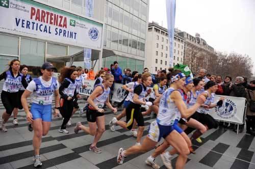 vertical sprint palazzo regione lombardia corsa