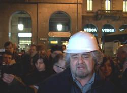 beppe grillo varese 18 febbraio 2010