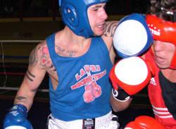 boxe pugilato marchetta panthers club