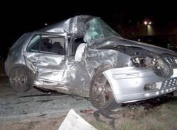 incidenti mortali solbiate olona 2-2-2010 carella via per fagnano
