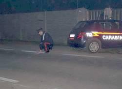 incidenti mortali solbiate olona 2-2-2010 carella via per fagnano carabinieri