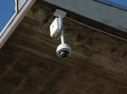 telecamere stadio pro patria locale gos