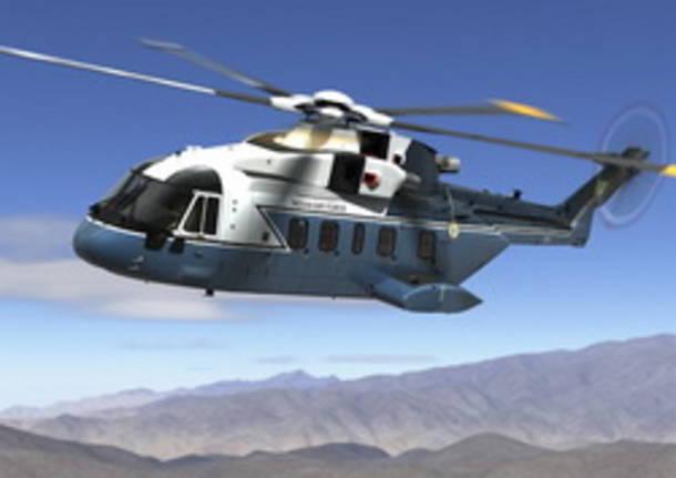 Prima Aereo O Elicottero : Leonardo inizia la consegna di elicotteri alla norvegia