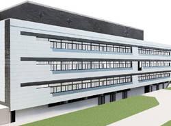 ccr progetto nuovi edifici