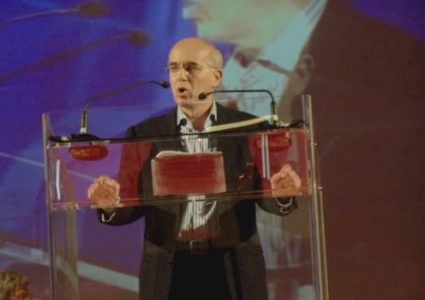 congresso regionale cgil 2010 busto arsizio malpensafiere vittorio agnoletto