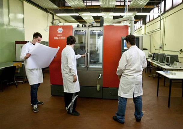 isis ponti gallarate laboratorio tecnico