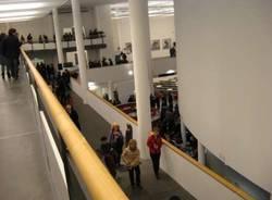 maga gallarate museo arte moderna inaugurazione
