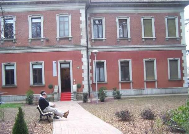 villa calcaterra sacconago busto istituto cinematografico michelangelo antonioni icma