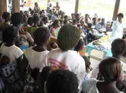 ambulatorio ghana dottor sessa volontariato medici