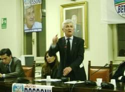 assessore regionale Lombardia Giovanni Rossoni