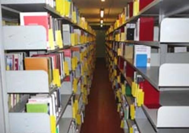 biblioteca varese
