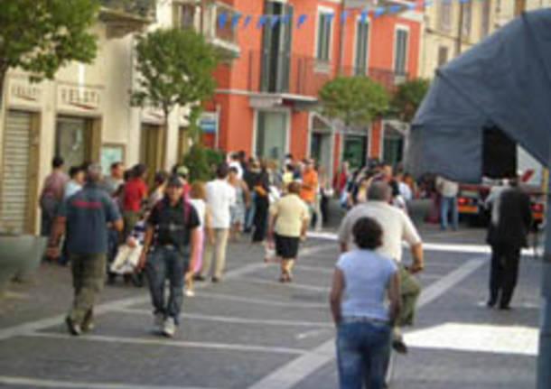 centro storico gallarate piazza