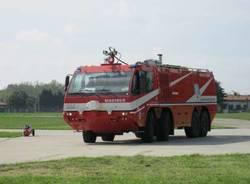 malpensa 24-4-2010 soccorso stradale integrato prevenzione incidenti polizia vigili del fuoco 118