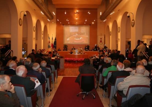 consiglio comunale saronno 2010