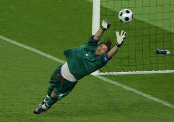 Gigi Buffon Italia