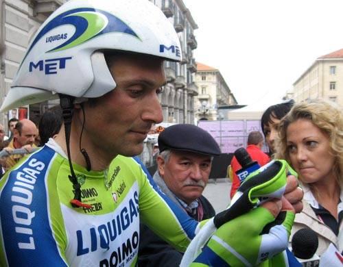 giro d'italia 2010 ciclismo cuneo ivan basso