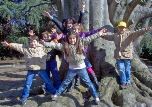 i bambini fotografano i bambini scuola parini varese