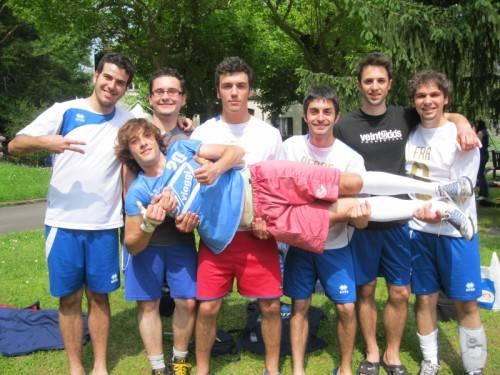 Insubriadi 2010 sport