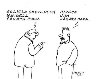 La vignetta di Morgione - 05/05/2010
