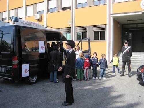 Open day carabinieri