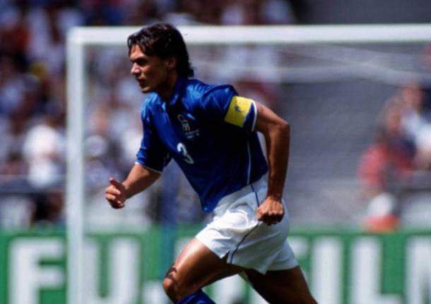 Paolo Maldini Italia Nazionale
