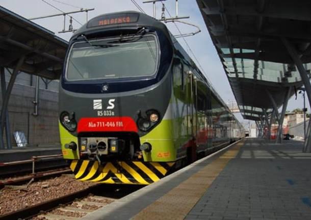 pensiline stazione ferrovienord castellanza