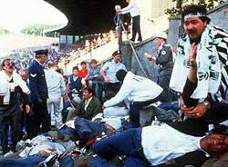strage stadio heysel 1985 prima apertura