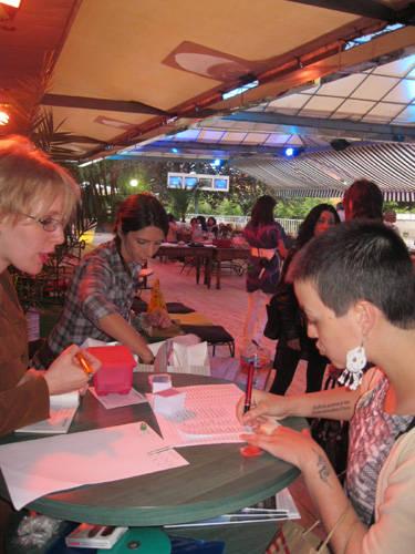 Swap party 2010 abbigliamento mercatino