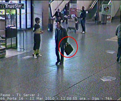 arresto malpensa 16 giugno 2010