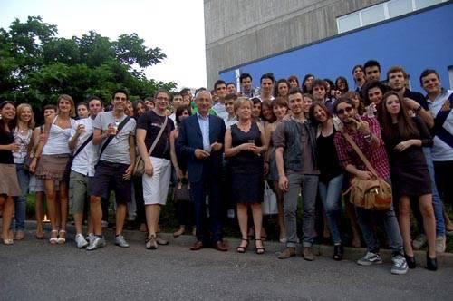 associazione ex alunni itc tosi benedetto de rienzo preside giugno 2010