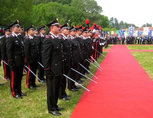 Festa dei carabinieri 2010