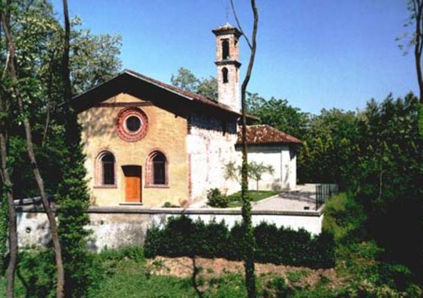 luoghi del cuore 2010 chiesa santa maria ferno